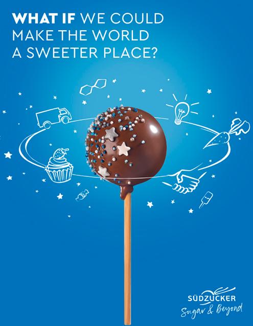 Sugar & Beyond von Schaller & Partner für Südzucker